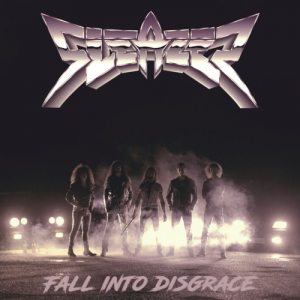 "SLEAZER (Ita) ""Fall Into Disgrace"" CD 2017"