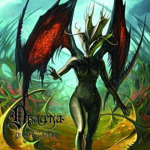 "DRACENA (Swe) ""Cursed To The Night"" CD 2017"