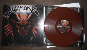 "DEMONA (Can) ""Speaking With The Devil"" 12""LP"