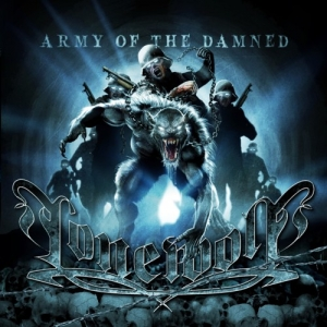 """LONEWOLF (Fra) """"Army Of The Damned"""" 12""""LP 2013"""