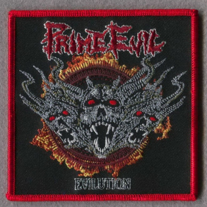 PRIME EVIL (Usa) - 10 x 10 cm embroidered patch