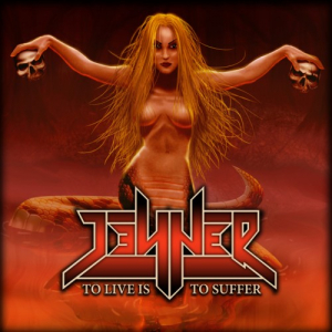 """JENNER (Ser) """"To Live Is to Suffer"""" CD 2017"""