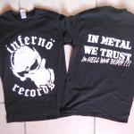 INFERNO Records Official Shirt !