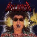 HELLHOUND - Metal Fire From Hell - CD