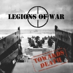 LEGIONS OF WAR (Swe) - Towards Death - CD