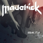 "MAVERICK (Spa) ""Break It Up"" EP/CD"