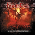 "PRIME EVIL (Usa) ""Blood Curse Resurrection"" DIGI-CD"
