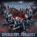 "TORMENTRESS (Sing) ""Operation Torment"" CD"