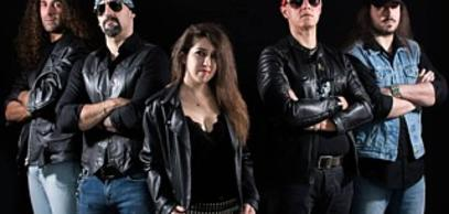 Sicilian Heavy Rockers HELLRAIDERS to join INFERNO Records !
