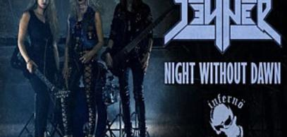 """JENNER """"Night Without Dawn"""" Official VIDEO 2020 out now !!!"""